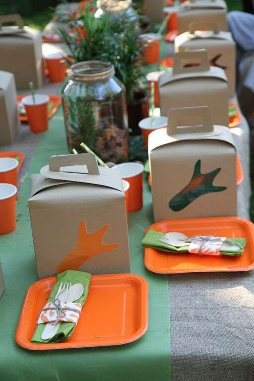 Boys Dinosaur Themed Birthday Party Favor Box Ideas