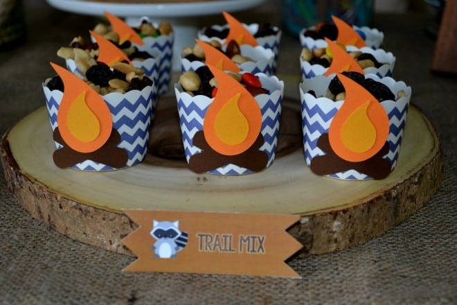 Boys Woodland Party Food Ideas