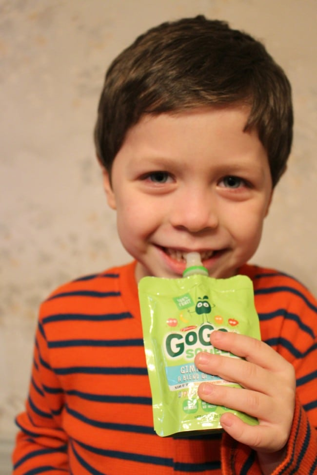 Organic Snack Ideas for Kids