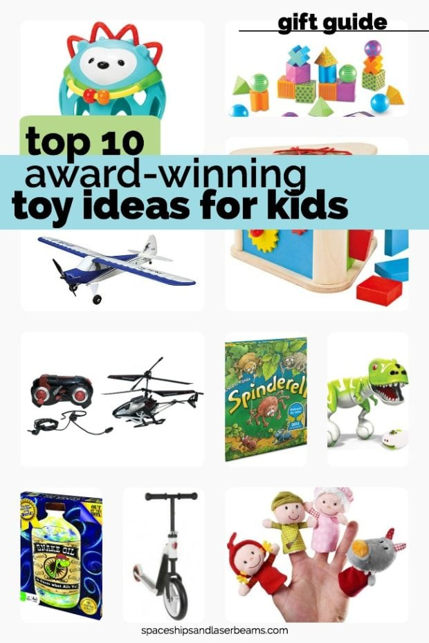 Toys For Awards : Top award winning toy idea for kids spaceships and