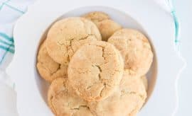 best ever snickerdoodle cookies