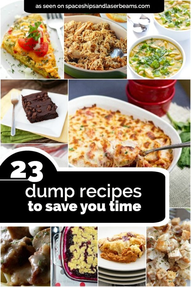 23 Easy Dump Recipes