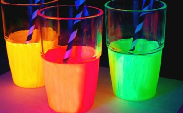 Food Ideas For Glow Party