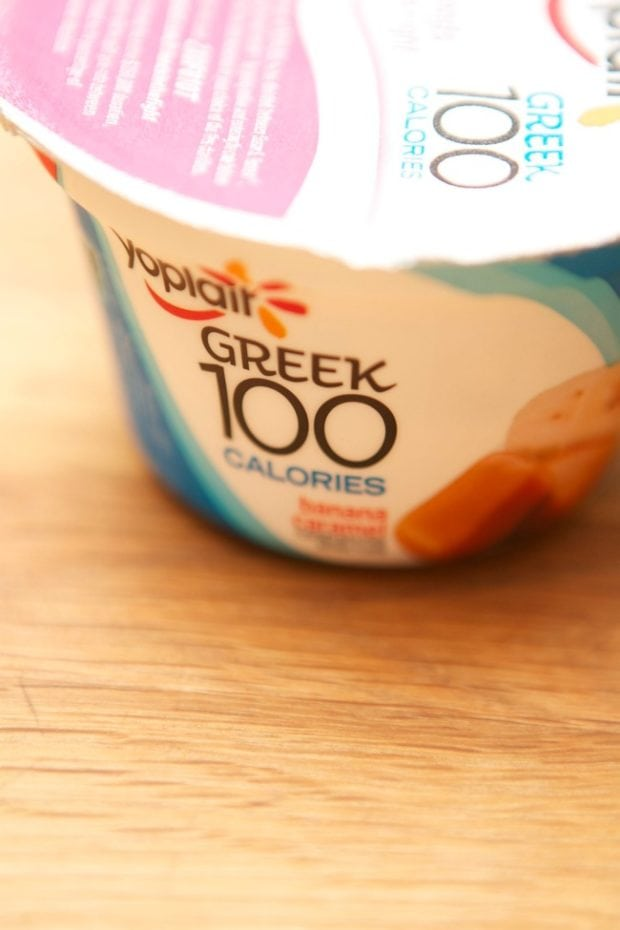 Yoplait Greek Yogurt