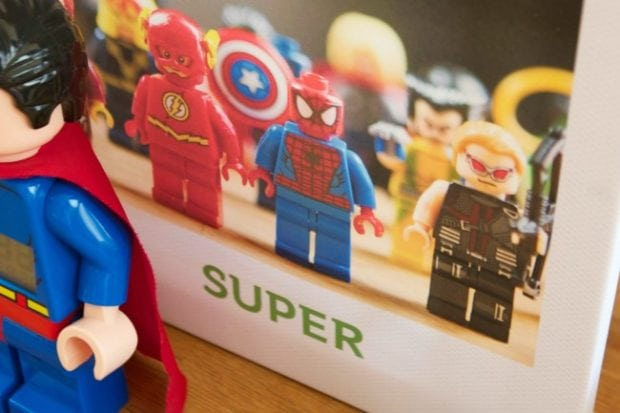 LEGO Decorating Ideas