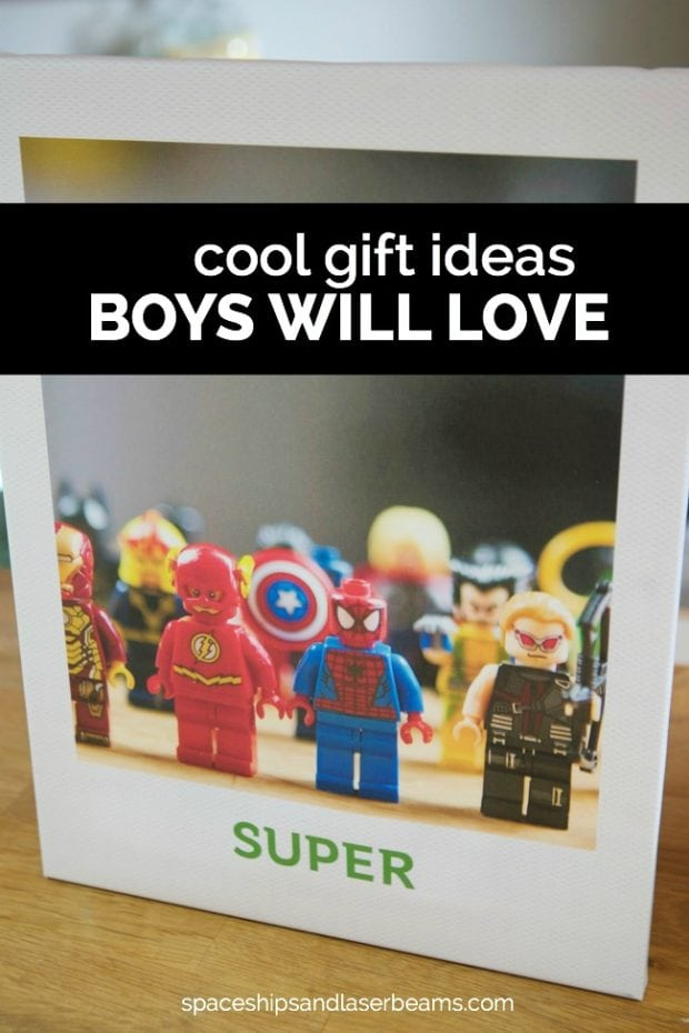 Cool Gift Ideas Boys Will Love