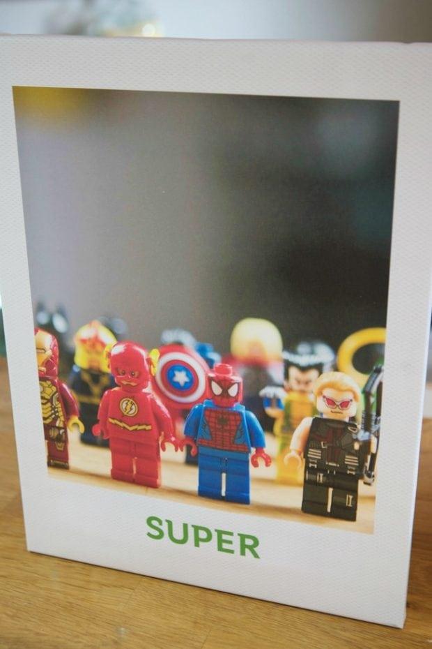 Cool Gift Ideas Boys Will Love: Custom LEGO Canvas | Spaceships ...