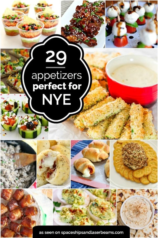 New Years Eve Appetizers