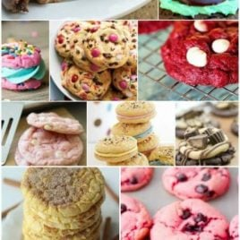 Cake Batter Cookie Recipes