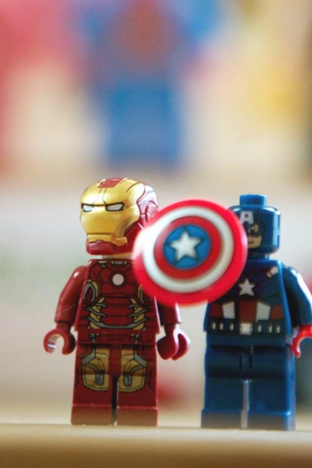 Superhero LEGO