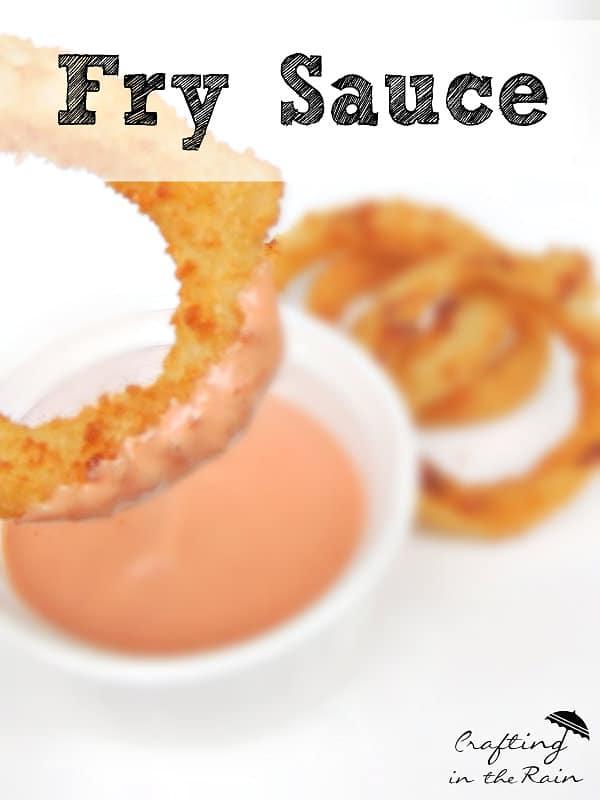 Fry Sauce Dip