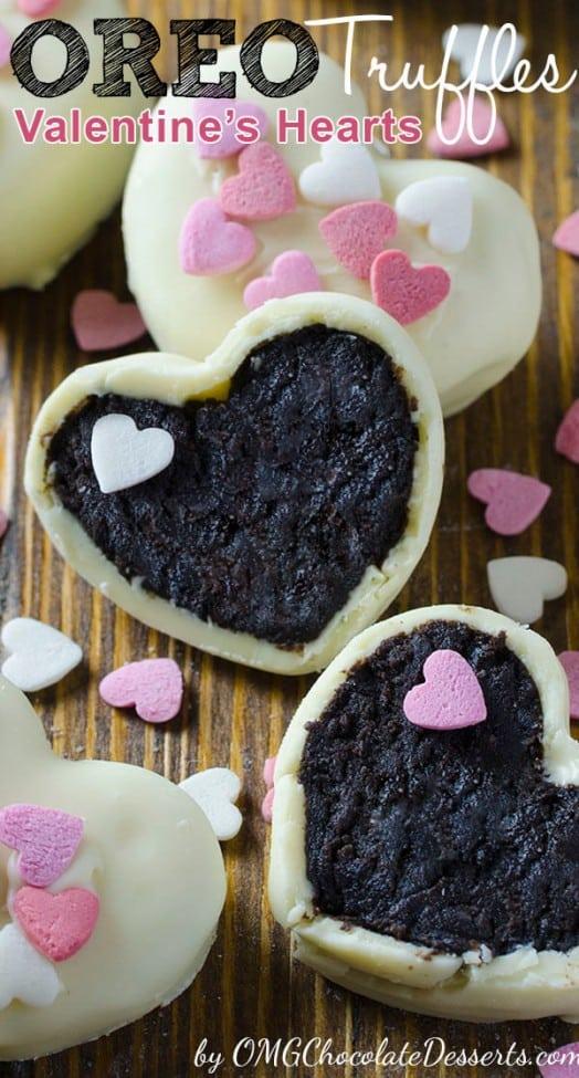Best Oreo-Truffles-Valentines-Hearts