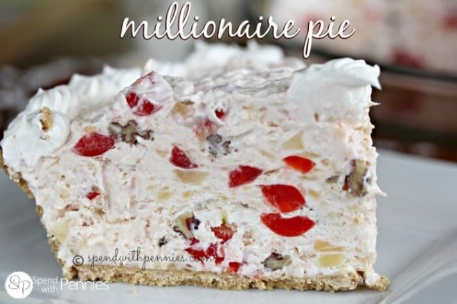 Best millionaire-pie