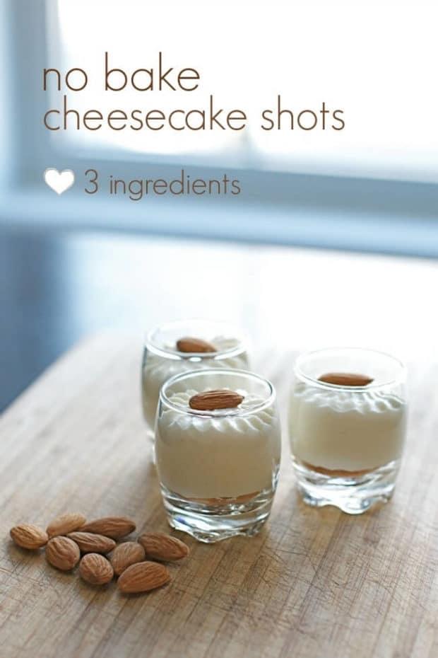 Best no-bake-cheesecake-shots-recipe