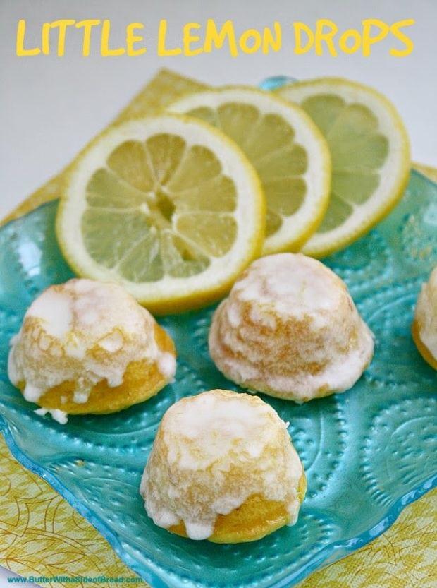 Little Lemon Drop Ideas
