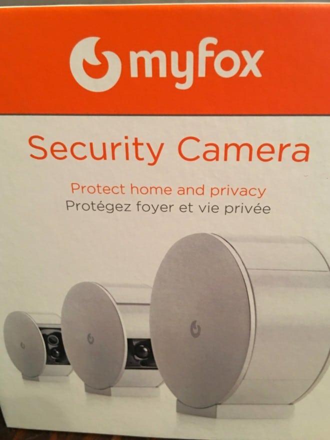 My Fox Security Camera