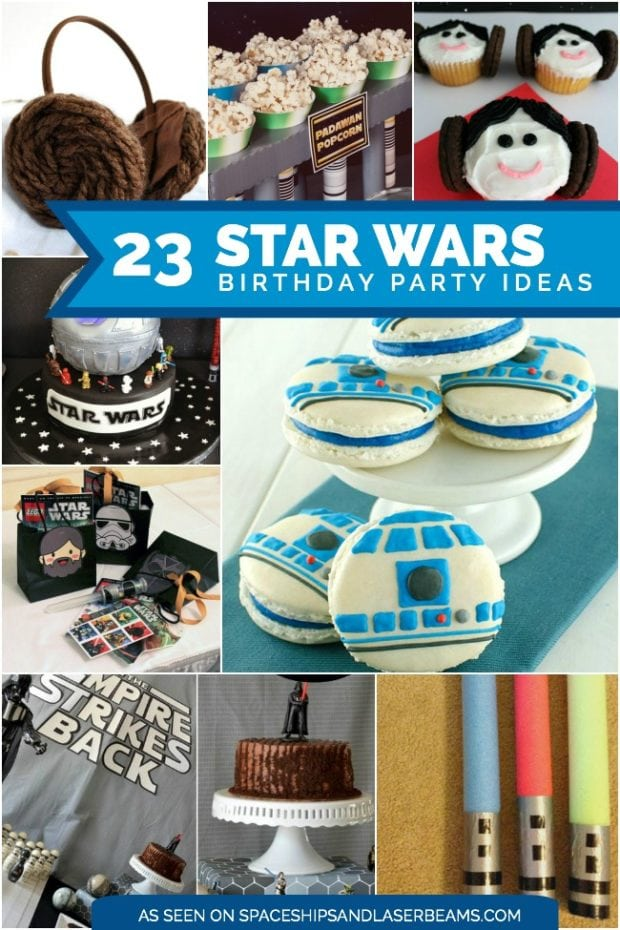 23 star wars party ideas you will love spaceships and