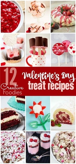 Valentine's Day Creative Foodies