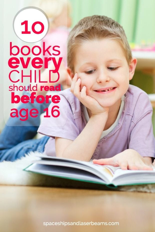 Best Books every child should read