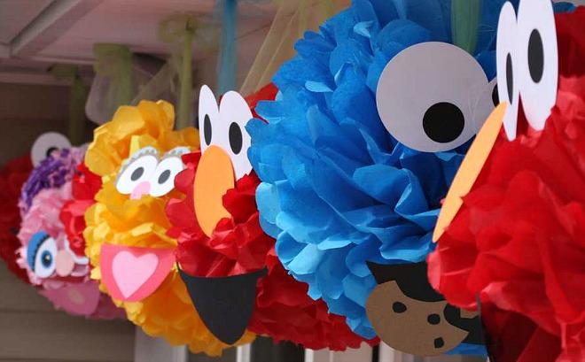 23 Sensational Sesame Street Party Ideas