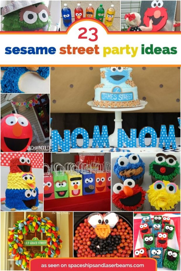 sesame-street-birthday-party-ideas