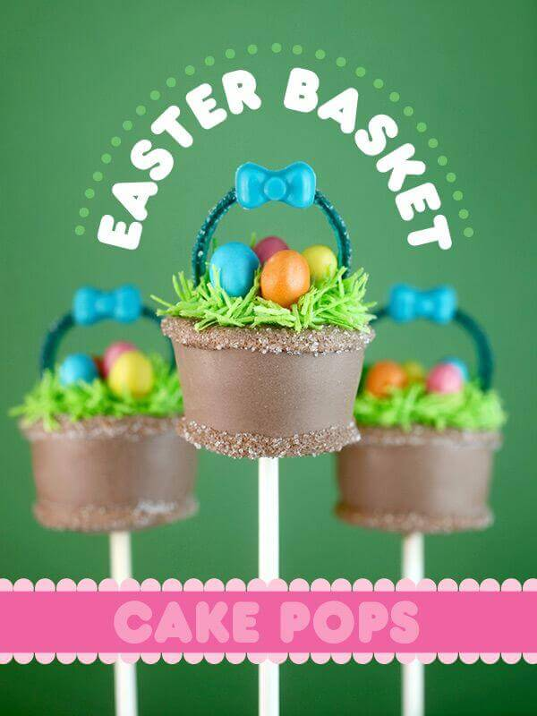 easter cake pops 23 adorable easter desserts spaceships and laser beams 3789