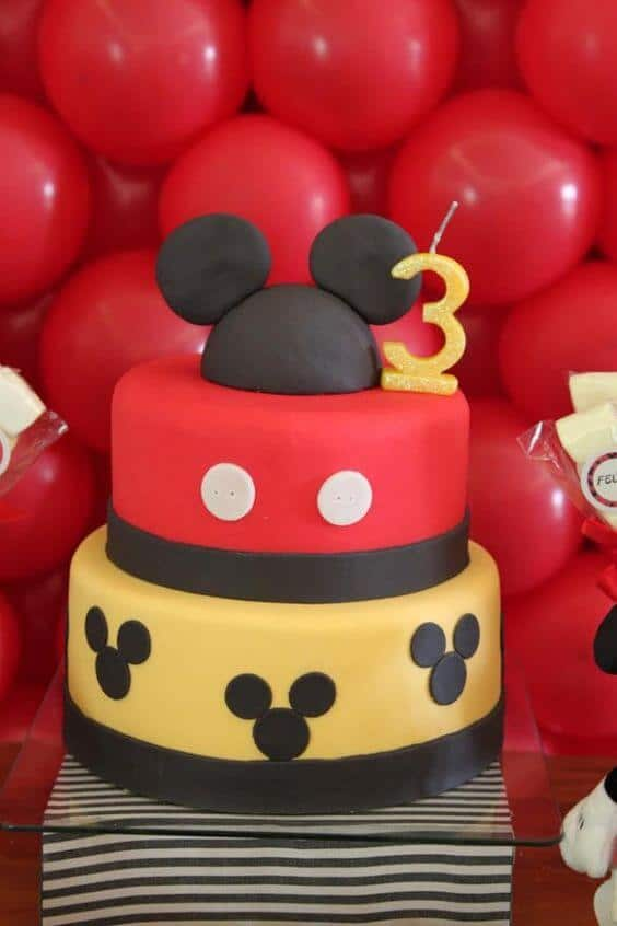 29 Magical Mickey Mouse Party Ideas Spaceships and Laser Beams