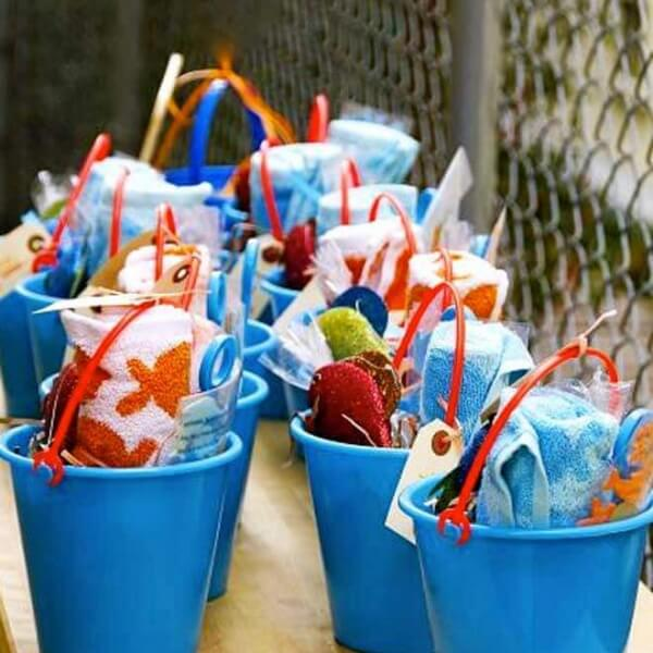 Enchanting under the sea party ideas spaceships and