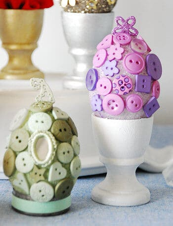 23 Easter Egg Decorating Ideas