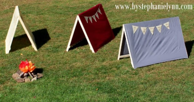 Kid Size Play Pup Tent