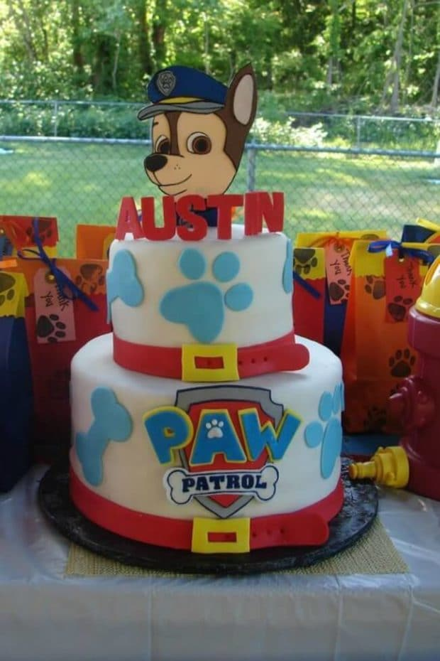 23 Paw Patrol Birthday Party Ideas Spaceships And Laser Beams