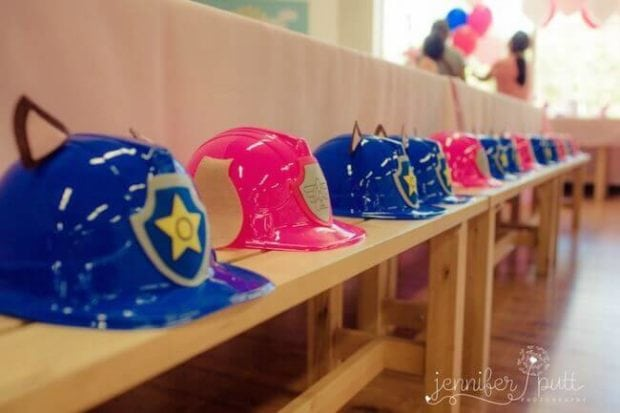 PAW Patrol Birthday Hat Favors