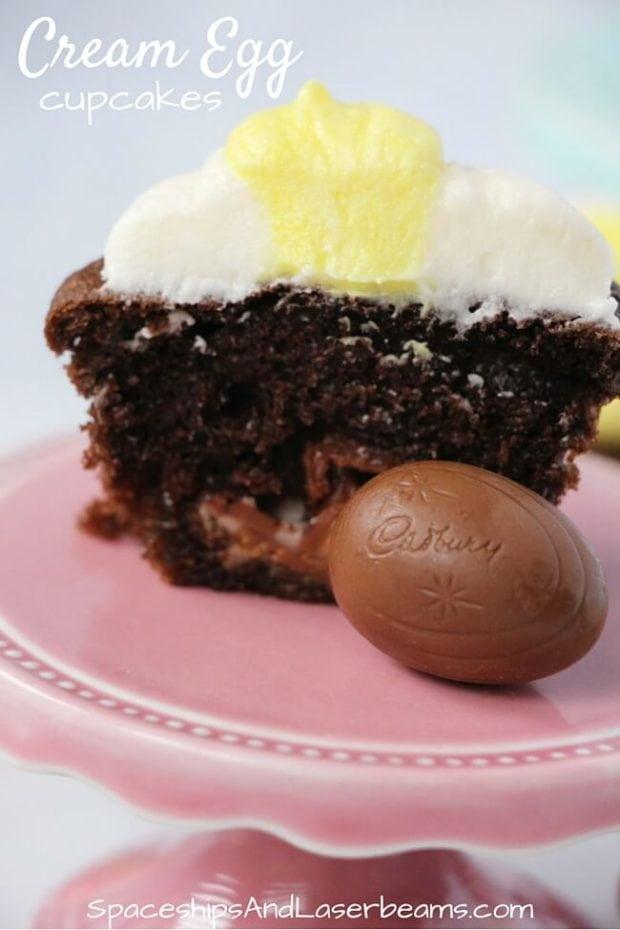Cream Egg Cupcakes (7)
