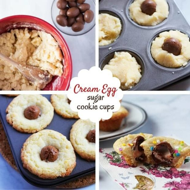 Cream Egg Sugar Cookie Cups (1) (1)