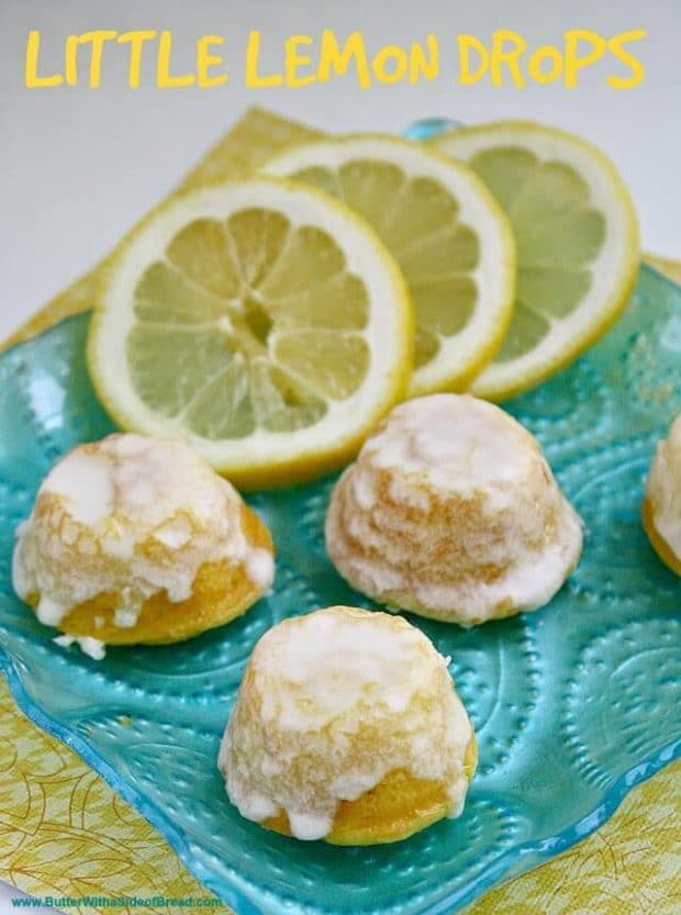 Lemon Caprese Cake Recipe