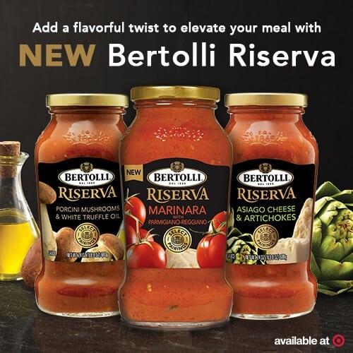 Bertolli Sauces at Target