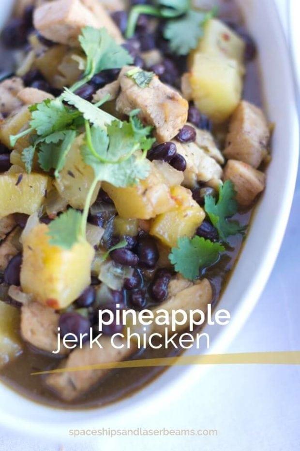 Best Pineapple Jerk Chicken Recipe