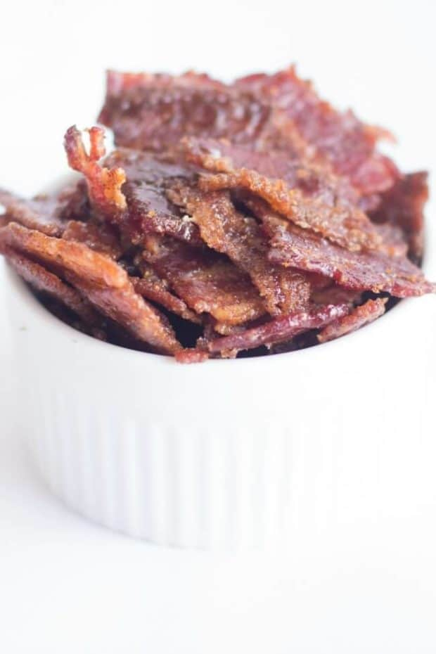 Candied Bacon Recipe