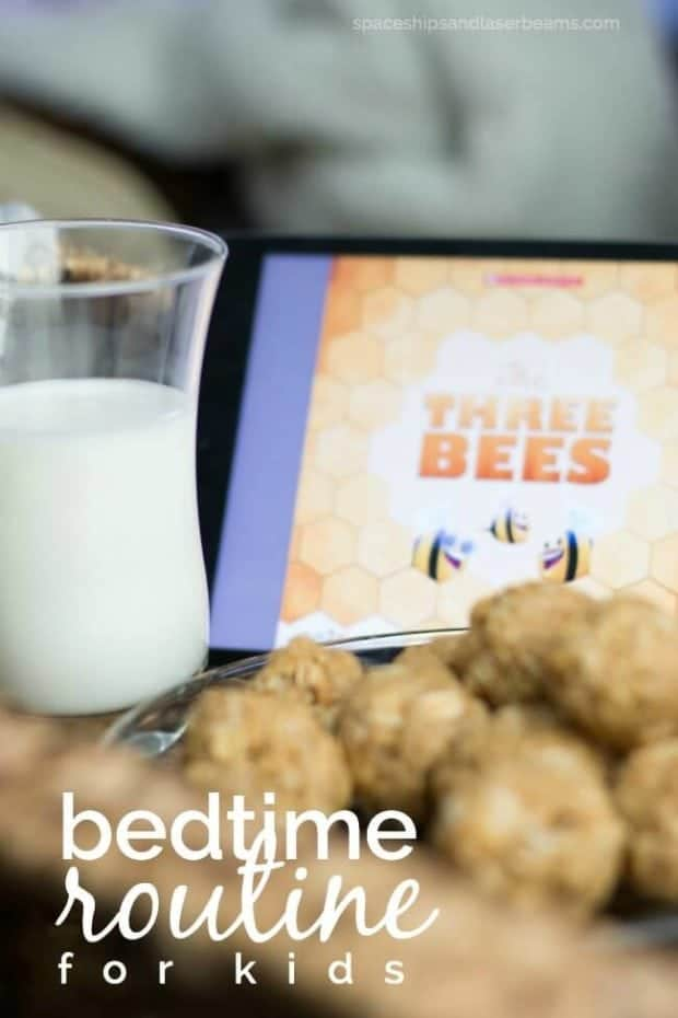 Kid's Bedtime Routine