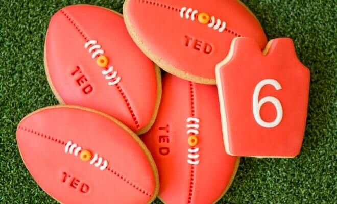 football-birthday-party