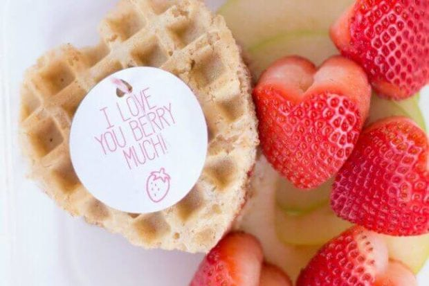 I Love You Berry Much Printable