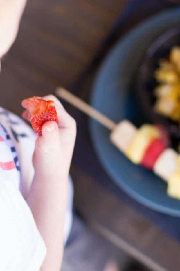 Easy Kid's Breakfast Routine