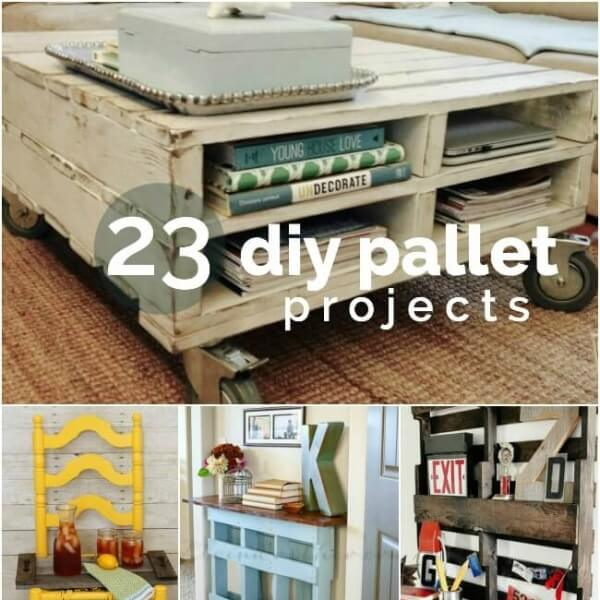 23 Awesome DIY Wood Pallet Ideas | Spaceships and Laser Beams