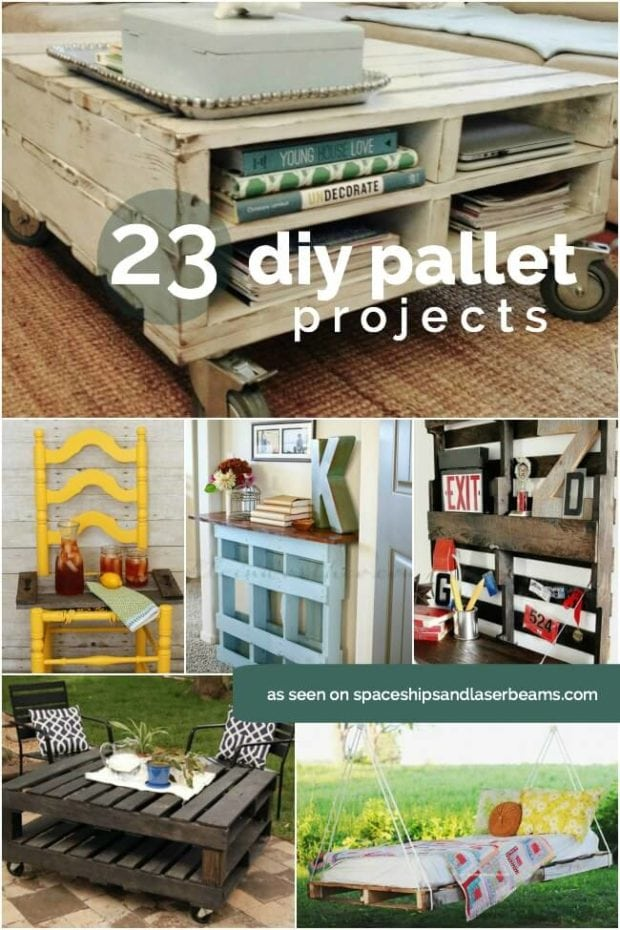 pallet ideas - Wood Pallet Projects