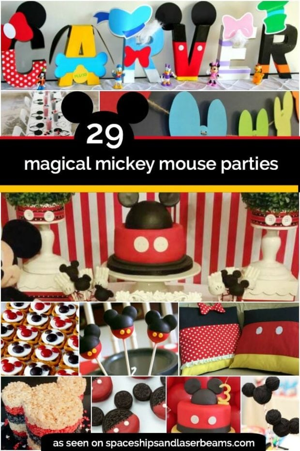 mickey-mouse-birthday-party-ideas