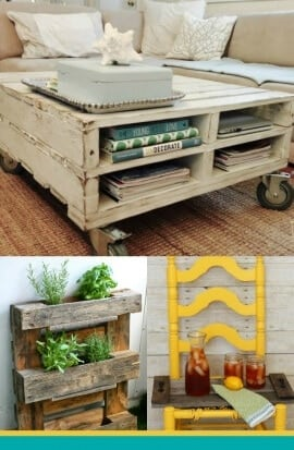 23 Awesome Diy Wood Pallet Ideas Spaceships And Laser Beams