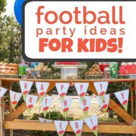 football-birthday-party-ideas