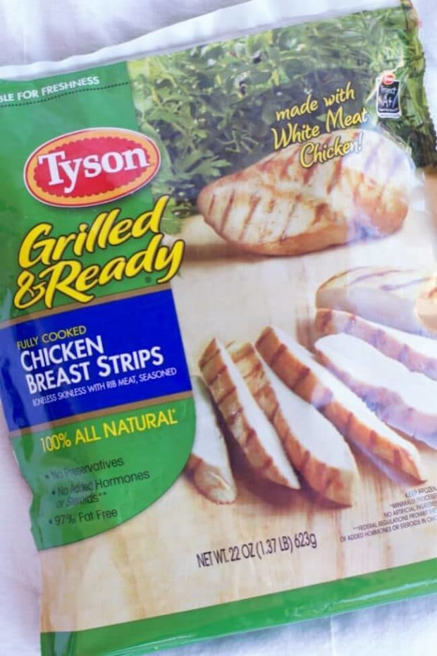 Grilled Tyson Ready to Serve Chicken