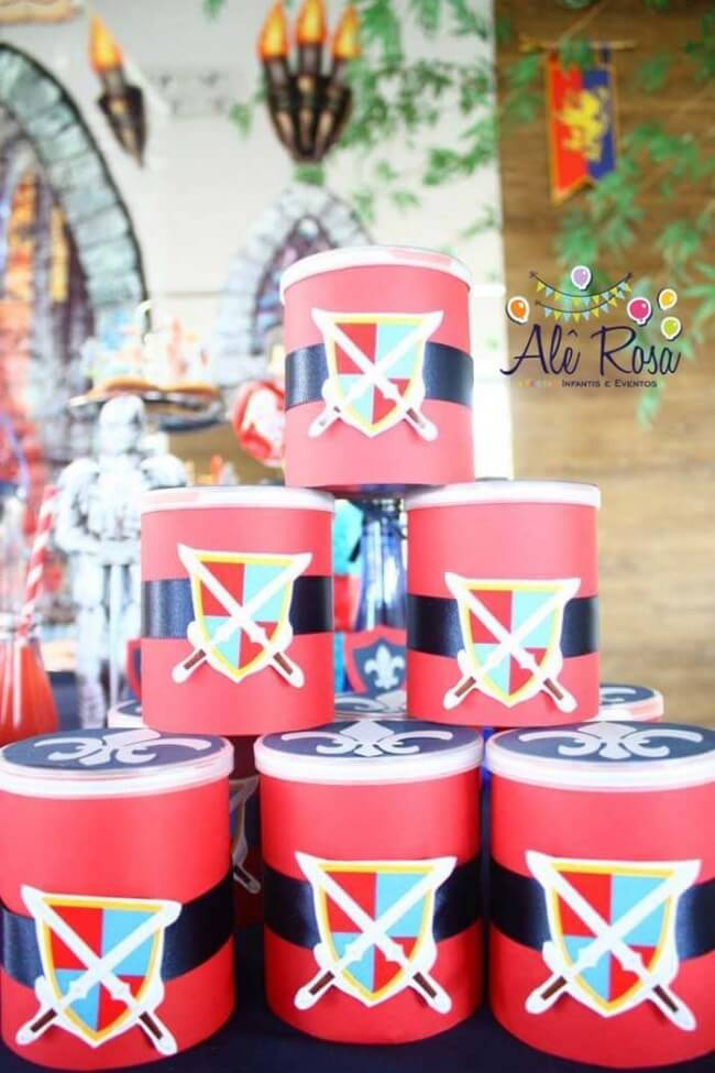 23 Magical Knights and Dragons Party Ideas | Spaceships and Laser Beams
