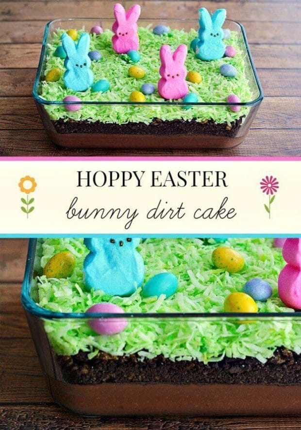 Bunny Cake Recipe From Scratch